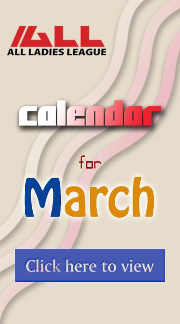 Calendar March